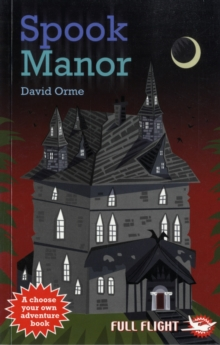 Spook Manor, Paperback Book