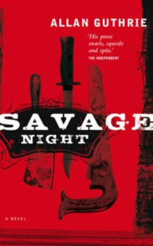 Savage Night, Paperback Book