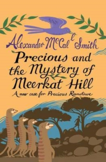 Precious and the Mystery of Meerkat Hill, Paperback Book