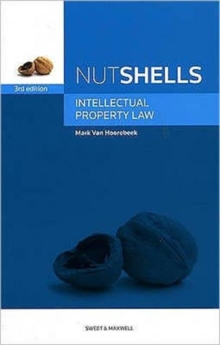 Nutshells Intellectual Property Law, Paperback Book