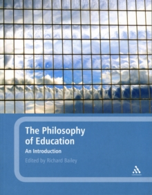 The Philosophy of Education : An Introduction, Paperback