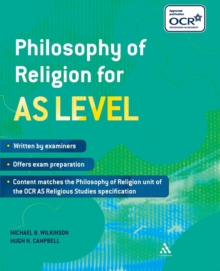 Philosophy of Religion for AS Level, Paperback