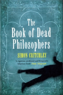 The Book of Dead Philosophers, Paperback Book