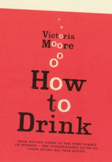 How to Drink, Paperback