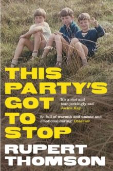 This Party's Got to Stop, Paperback