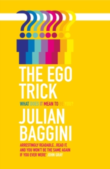 The Ego Trick, Paperback Book