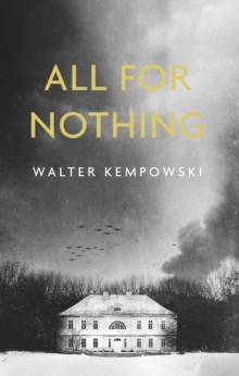 All for Nothing, Hardback Book