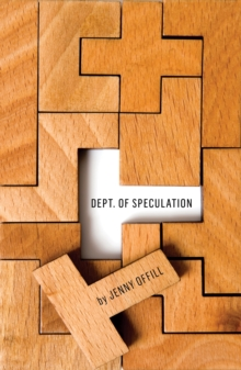 Dept. of Speculation, Hardback