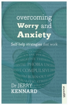 Overcoming Worry and Anxiety, Paperback
