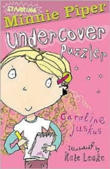 Minnie Piper : Undercover Puzzler, Paperback
