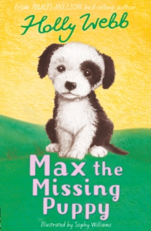 Max the Missing Puppy, Paperback