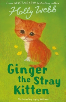 Ginger the Stray Kitten, Paperback