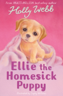 Ellie the Homesick Puppy, Paperback