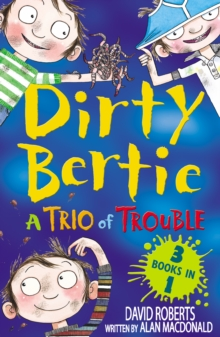 A Trio of Trouble, Paperback Book