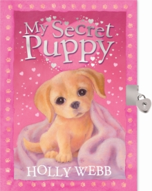 My Secret Puppy, Novelty book