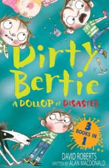 A Dollop of Disaster : Fetch! Ouch! Kiss!, Paperback