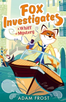 A Whiff of Mystery, Paperback Book