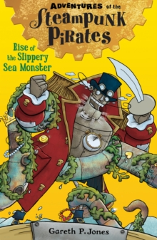 Rise of the Slippery Sea Monster, Paperback