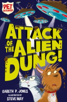 Attack of the Alien Dung!, Paperback Book