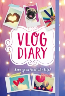 Vlog Diary, Novelty book Book