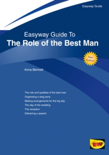 The Role of the Best Man : Easyway Guide, Paperback