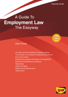 Easyway Guide to Employment Law, Paperback