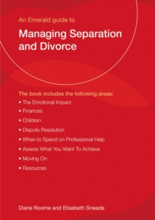 Managing Separation and Divorce, Paperback