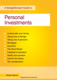 Personal Investments : A Straightforward Guide, Paperback