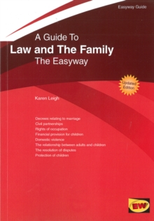 Guide to Family Law : The Easyway - 2016, Paperback