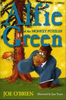 Alfie Green and the Monkey Puzzler, Paperback Book