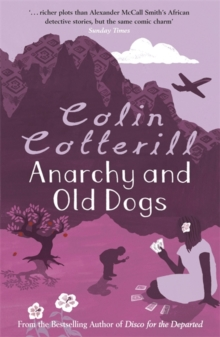 Anarchy and Old Dogs : A Dr Siri Murder Mystery, Paperback