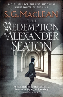 The Redemption of Alexander Seaton, Paperback