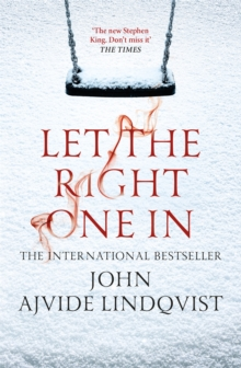 Let the Right One in, Paperback