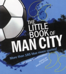 The Little Book of Man City, Paperback