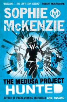 The Medusa Project: Hunted, Paperback Book