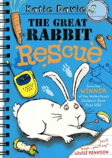 The Great Rabbit Rescue, Paperback