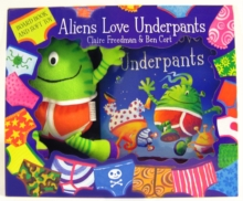 Aliens Love Underpants!, Novelty book