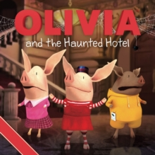 Olivia and the Haunted Hotel, Paperback