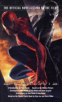 Spider-Man 3, Paperback Book