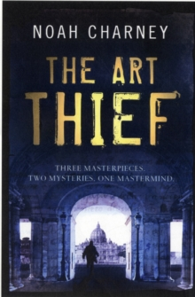 The Art Thief, Paperback