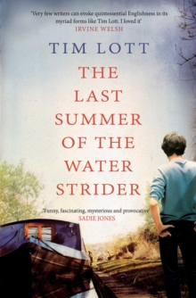 The Last Summer of the Water Strider, Paperback