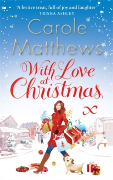 With Love at Christmas, Hardback Book