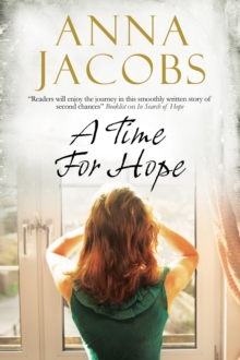 A Time for Hope: A Contemporary Romantic Suspense, Paperback