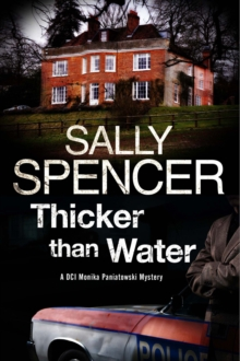 Thicker Than Water : A British Police Procedural Set in 1970s, Paperback