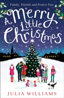 A Merry Little Christmas, Paperback Book