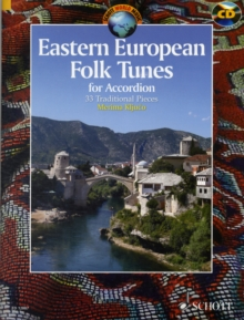 Eastern European Folk Tunes : For Accordion, Mixed media product