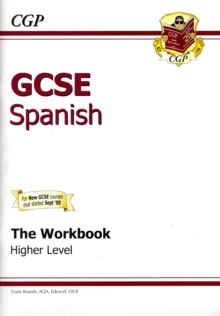GCSE Spanish Workbook - Higher (A*-G Course), Paperback