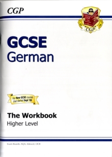 GCSE German Workbook - Higher (A*-G Course), Paperback