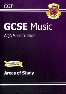 GCSE Music AQA Areas of Study Revision Guide (A*-G Course), Paperback Book
