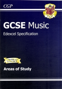 GCSE Music Edexcel Areas of Study Revision Guide (A*-G Course), Paperback